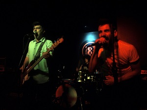 Window Pane, Sala Super 8 Ferrol, 24/03/2017