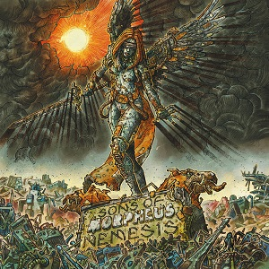 SONS OF MORPHEUS - (2017) Nemesis