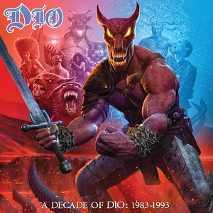 Dio - A Decade of Dio 1983-1993. Box Set (2016)