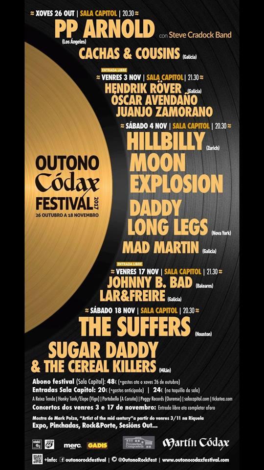 Outono Codax Festival