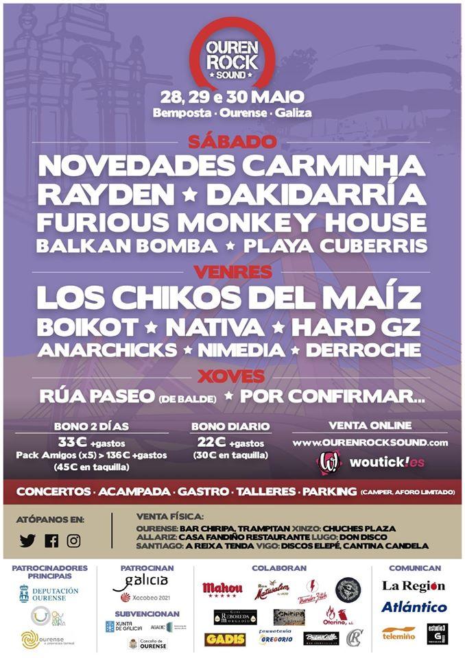 OurenRock Sound Festival 2020